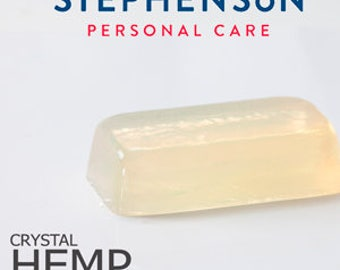 Stephenson 4 LB Hemp Melt and Pour Soap Base