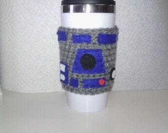 Star Wars R2D2 Cup/ Travel Mug Cozy