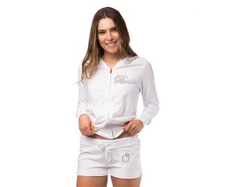 8097c15a0583 Bridal Jumsuit with shorts