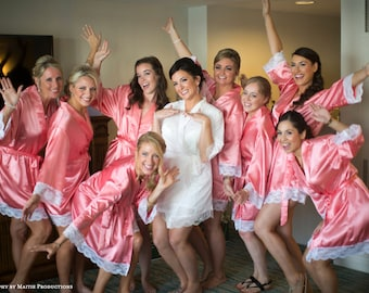 7a0ab6a7fd Bridal Party Robe Shop by BridalPartyRobeShop on Etsy