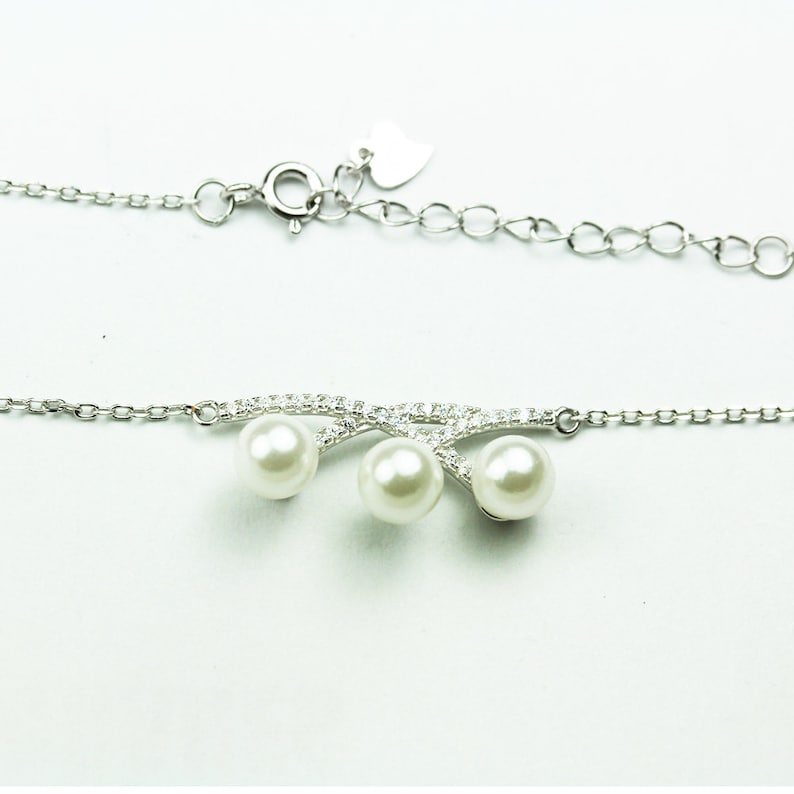 1pc 925 Sterling silver Necklace with Pendant setting,10*27mm pendant setting for half drilled beads-FDSSSO0044