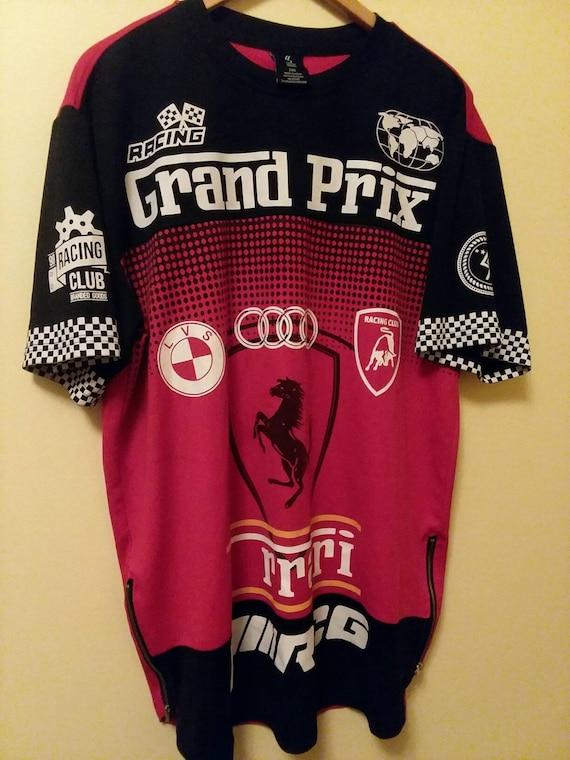 Grand Prix Racing Shirt Grand Prix Formula 1 Racin