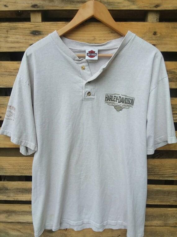 Harley-Davidson T-Shirt Harley Shirt Hampton Roads