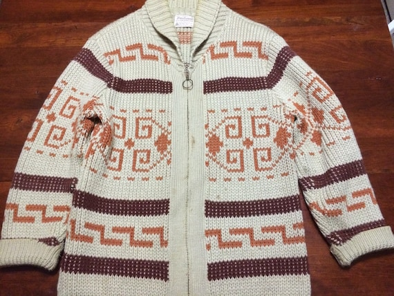 Pendleton Cardigan Sweater Big Lebowski Sweater Vi