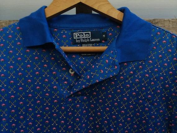 Ralph Lauren Polo Shirt Men's Medium Polo Men's Po