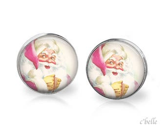 Earrings Happy Christmas-39