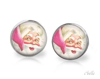 Earrings Happy Christmas-36