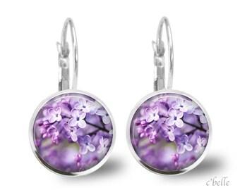 Earrings flowers spring 5
