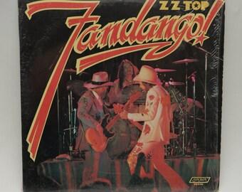 ZZ Top - Fandango, Vinyl Records Albums LP, Vinyl Records Sale, Vinyl Albums, Vintage Vinyl, Record Albums, Vintage Records,