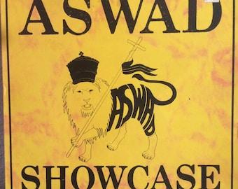 Aswad - Showcase, Grove Music ASWAD 1, Reggae Vinyl, Reggae Record, Roots Reggae Record, Roots Reggae Vinyl, Dub Vinyl, Dub Record