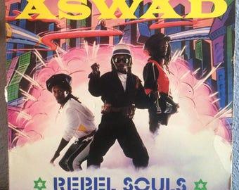 Rebel Souls - Aswad Vinyl Record, Reggae Vinyl Record,Records,Reggae,Reggae Music,Reggae Vinyl,Reggae Record,Dub Music,Dub Vinyl,Dub Record