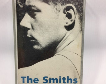 The Smiths - Hatful of Hallow Vintage Cassette Tape, Rock Cassette Tape, The Smiths Cassette Tape, 80s Music Cassette Tape, Morrissey Tape