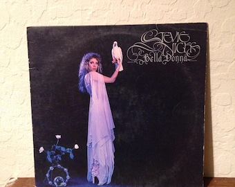 Stevie Nicks - Belladonna, Vintage Vinyl Records, Vintage Records, Vintage Vinyl, Record Albums, Vinyl Lp Records, Rock Vinyls, 80s Vinyl