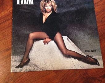 Tina Turner - Private Dancer Vintage Vinyl Record, Vinyl Records Sale, Vintage Vinyl Record, Records, Record Albums, 80s Pop Rock Vinyl