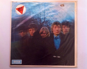 The Rolling Stones - Between the Buttons, UK Import Sealed Vintage Vinyl Record, Rolling Stones Vinyl Record, Rolling Stones Album, 33 RPM