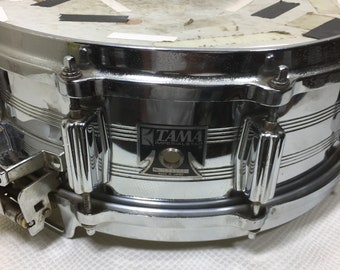 Tama Imperialstar Chrome Snare drum made in Japan 80's
