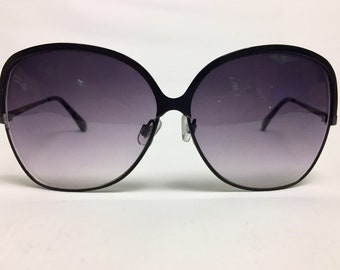 Vintage Mossimo Oversized Sunglasses, Early 2000s Sunglasses, Vintage Black Sunglasses, Oversized Sunglasses, Womens Vintage Sunglasses