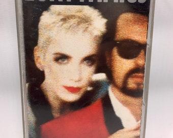 The Eurythmics - Greatest Hits Cassette Tape, The Eurythmics Cassette, The Eurythmics Tape, 80s Music, 90s Cassette Tape, Sweet Dreams Tape