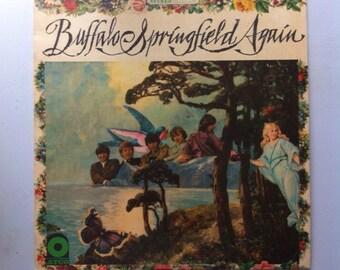 Again - Buffalo Springfield Vintage Vinyl Record, albums LP, Rock Vinyl, Rock Record, Rock Album, 60s Vinyl, 60s Record, 60s Music