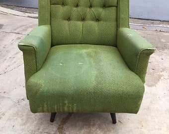 Awe Inspiring Accent Chair Etsy Best Image Libraries Counlowcountryjoecom