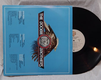The Best of the Doobie Brothers vol. 2, Vintage Vinyl Record, Rock Records, Rock Vinyl, Rock Albums, 70s Vinyl, 70s Records, Classic Rock