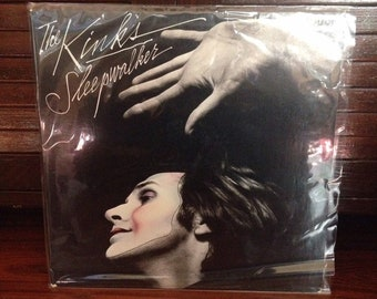 The Kinks - Sleepwalker, Vinyl Record, Records, Vinyl Records Sale, Record Albums, Vinyl Lp, Lp Records, Classic Rock, Pop Rock, Vintage LP