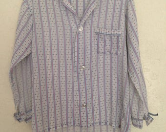 Vintage boho chic womans Dress Shirts, Long Sleeve Button Up, Long Sleeve Button down, Vintage Long Sleeve Shirts, 90s Vintage Shirts