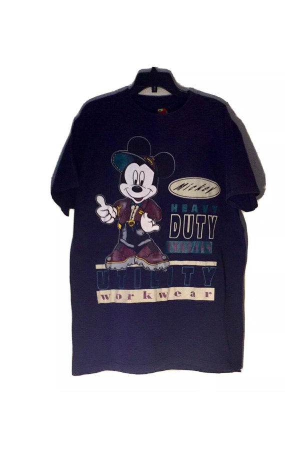 90s Vintage Disney x Mickey Mouse Tee, Mickey Mous