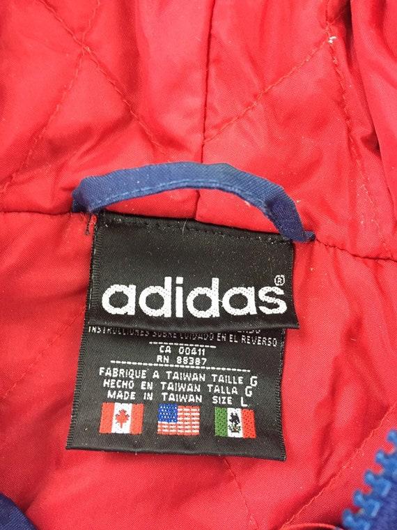 Adidas Mens Jackets Brand RPM