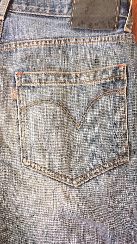 90s Vintage Levis Silver Tab Denim Jeans 90s Baggy Levis Etsy
