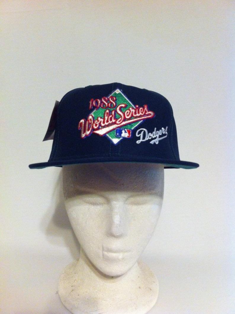 9b55c13a2d089 1988 World Series NWT Los Angeles Dodgers New Era Baseball