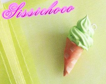 charm ice Italian 3D pistachio