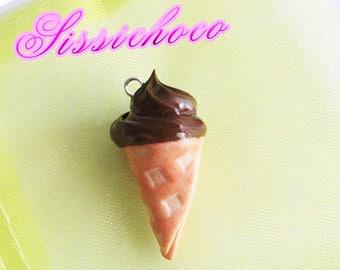 charm ice Italian 3D chocolate (creator)