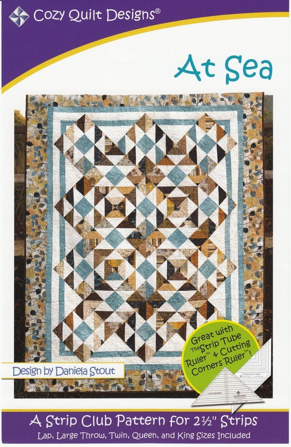 SOUTHERN COMFORT QUILTING PATTERN A Strip Club Pattern From Cozy Quilt Designs