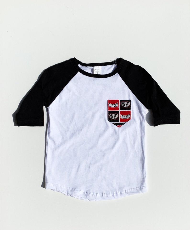 san francisco 9ec17 55251 Alabama Football Shirts, Toddler Alabama shirt, Kids alabama shirt, Crimson  Tide Shirt, Bama Shirt, Roll Tide Shirt; Pocket Tee; Bama Fan