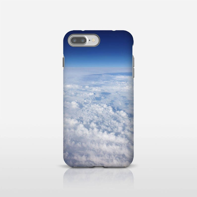 Cloud Phone Case, Aerial Photography, iPhone X Case, Samsung S8 Plus,  iPhone 7 Plus, iPhone 8, iPhone 6S Cases and more