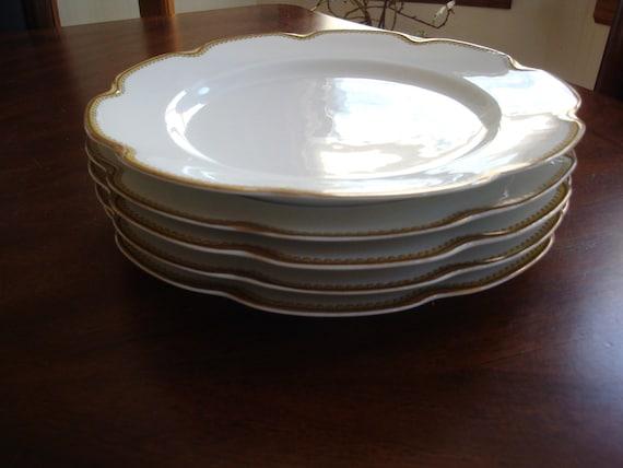 Dinnerware Limoges Pieces Haviland France Anjou OwkuiTPXZl