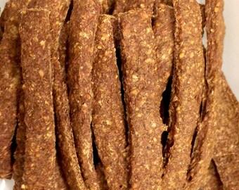 Organic Dog Treats - Hearty Cookies - 4 oz
