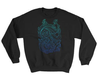 Avatar Water Tribe Tribal Sweatshirt