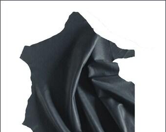 A705-M-skin leather deep Blue/Grey.