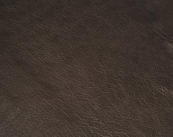A423 P * \ lambskin VINTAGE BUBBLE Brown khaki (Xl).