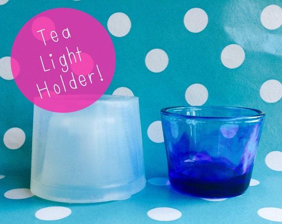 Tea Light Candle Holder Mold GM86