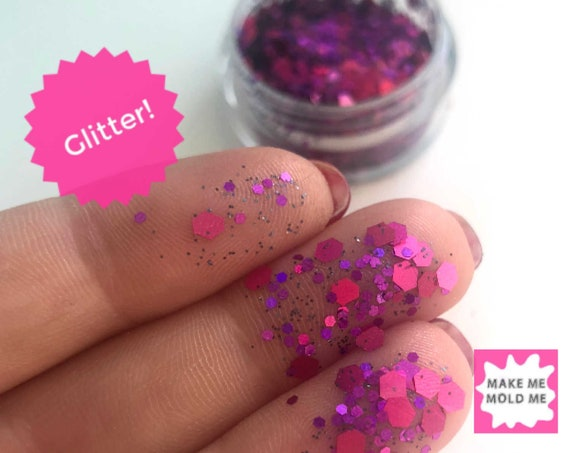 Amazing Festival Hot Candy Iridescent Glitter MM10