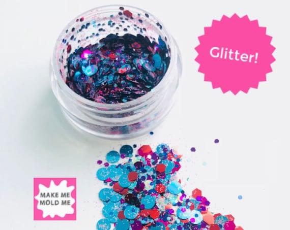 Amazing Festival Celestial Dreams Iridescent Glitter MM04
