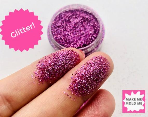 Rose Pink Fine Glitter MM56