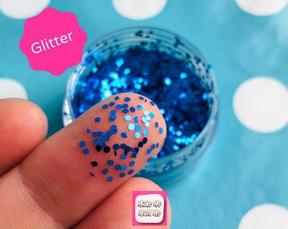 Royal Blue Chunky Mix Glitter MM87