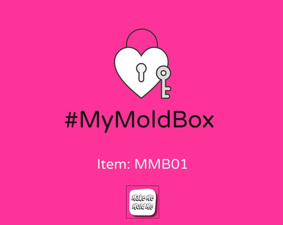 MMB01 - Exclusive Molds for #MyMoldBox Subscribers