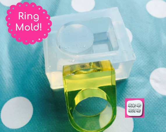 Square Chunky Ring Mold  RM01