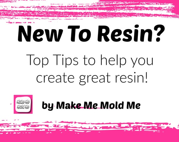 Resin DIY PDF Tutorial Download TT02
