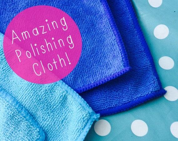 Resin Polishing Buffing Cloth MM47
